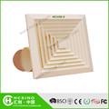 220v de alta calidad de plástico del ventilador de escape de ventilación