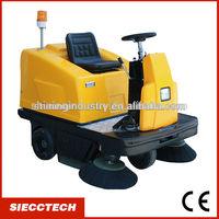 Commercial Floor Sweeper/China OEM street cleaning machine/road vacuum cleaner - SIECC