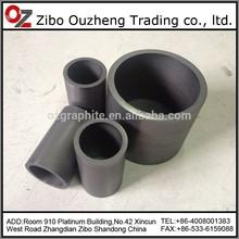 fina grain graphite melting crucible pot for aluminum