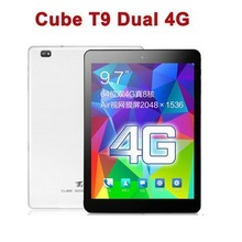 "Original 9.7"" Cube T9 Android Tablet PC 2048x1536 Octa Core 13.0MP Camera 2GB RAM 32GB ROM OTG Play Store 4G LTE Phone Call"