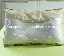 Custom Logo Card Insert Pvc Pillows Bag