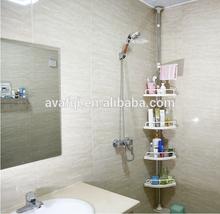 AVAFQI storage shelf bathroom shelf adhesive