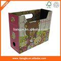La costumbre de dibujos animados embalajedepapel bolsa de regalo, arte de papel bolso de mano