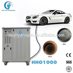 HHO3000 Car carbon cleaning emergency car portable battery jump starter