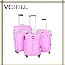 POP high quality aluminium luggage case