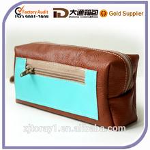 Large Plain Pencil Case Pen Bag of Fashion