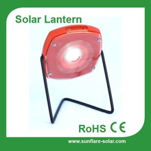 rechargeable battery LED solar lantern