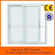 pvc sliding windows, European high standard, cheap price of pvc sliding windows