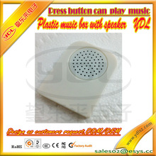 press button music box,music/sound box for music books plush animal toys