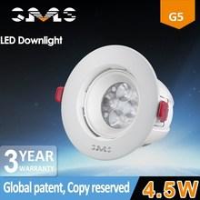 Graceful led spot light high lumen flux