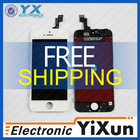 mobile phone for iphone 5s lcd display screen