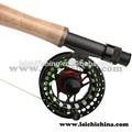 estoque disponível de pesca cnc voar varas e carretel