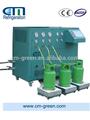 Refrigerante r290 subpackage unidade múltiplo- fase cm20 freon r22 preços de gás subpackage bomba