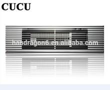 Strip buckle ceiling/bathroom electric fan heater/ceiling fan ptc heater