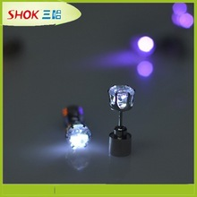 LED earrings for teenagers, boys and women