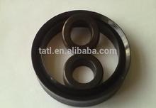 Molded Neoprene rubber cup seals