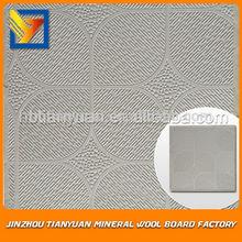 China PVC gypsum board building material