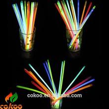 100pcs/Lot Multicolor Glow Stick Party Light,bracelets glow sticks light stick neon +Connectors Party wedding supplies