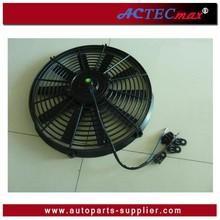 "Car Air Conditioning 14"" 12V/24V Cooling Fan"