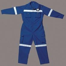 100% cotton flame retardant overalls