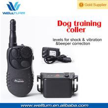 NEW dog training shock collar dog collar with name dog leash collar