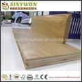 Natural cor carvalho rodapé e oak pisos de madeira