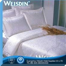 2015 full satin hotel brands bedding set