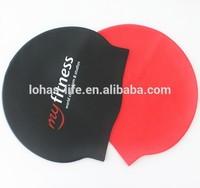 Silicone Swim Cap With Printing Logo