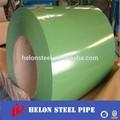 Prepintado GI bobina de acero / PPGI / PPGL color recubiertos de acero galvanizado hoja en bobina