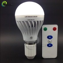 B22,e26,e27 led rechargeable bulb light hot sale 180 degree ra80 super bright more functions ,led b22 rechargeable bulb light
