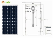 250W 260W 270W 280W 300W 310W TUV CE CSA ISO hot selling top quality best solar panel