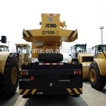 XCMG QY50 truck crane/used mini crane