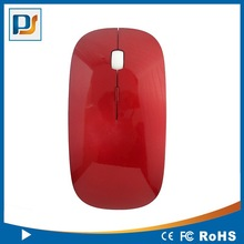 Fashion Super Slim Optical USB Wireless Mouse With Receiver