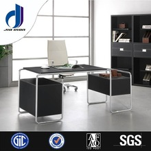 F-08 Latest design l shaped executive office ceo desk