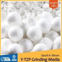 OBC Yttria stabilized zirconia grinding bodies/ bead/ceramic pin/ceramic china