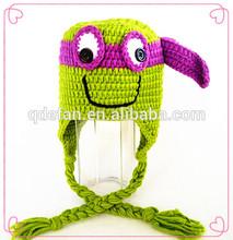 100% cotton toddler knit beanie gift hat unisex crochet baby pattern hat