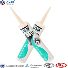 Best quality adhesive caulk with silicone and factory price