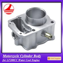 Factory LF200CC Motorbike Cylinder Block Engine Parts