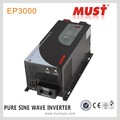 Convertidor de frecuencia 50hz/60hz inversor de la batería