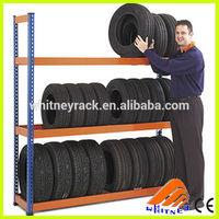 Estanterias para neumaticos de camion,truck tire shelving