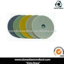 150mm 6 Inch Sponge Foam Polishing Pads Wet Cleaning China