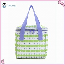 Printed oxford fabric thermostat bag cooler bag