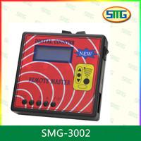 Digital door lock rf copy key machine /remote master frequency counter SMG-3002