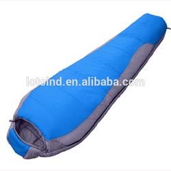 mummy minion sleeping bag