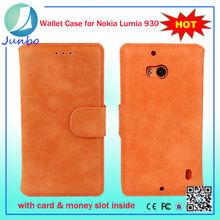 Alibaba Supplier Flip Leather Mobile Phone Case For Nokia Lumia 930
