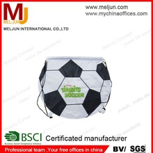 2015 Promotional wholesale satin ball shape drawstring bag
