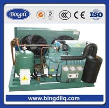 portable dental 2 fans compressor condensing unit with air compressor