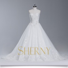 Sherny Bridals Guangdong Manufacturer Winter Wedding Dresses Fur