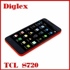 New Wholeslae Tcl S720 MTK6592M octa core 1.4GHz 1GB RAM 8GB ROM Android TCL Mobile Phone