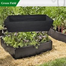 Garden Raised bed liner para madeira Raised camas